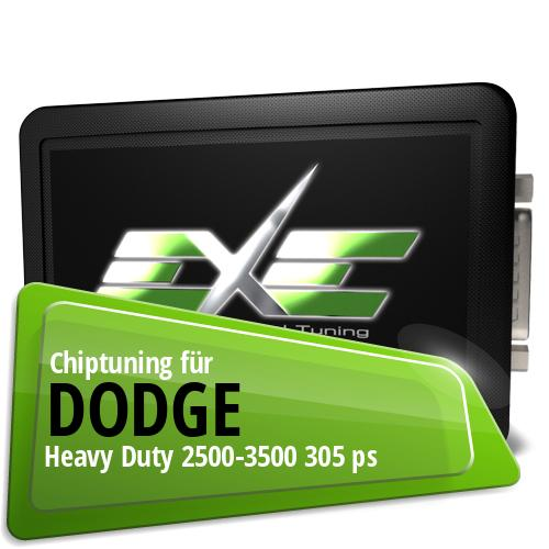 Chiptuning Dodge Heavy Duty 2500-3500 305 ps