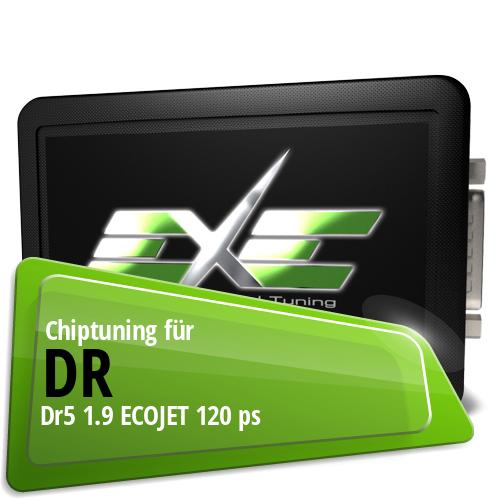 Chiptuning Dr Dr5 1.9 ECOJET 120 ps